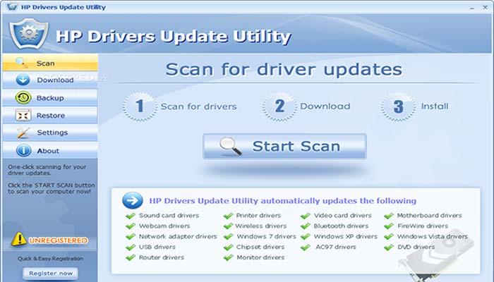 descargar driver hp