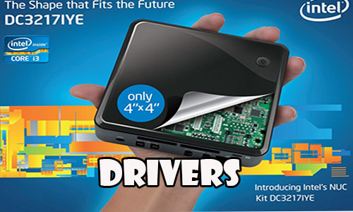 descargar drivers intel