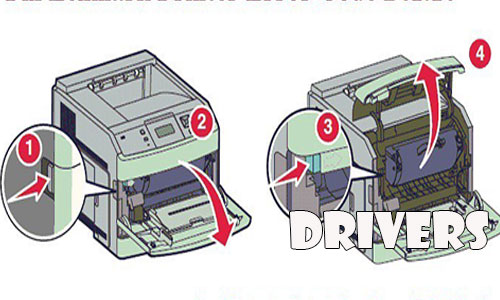 Mi impresora Lexmark no imprime! Drivers de software