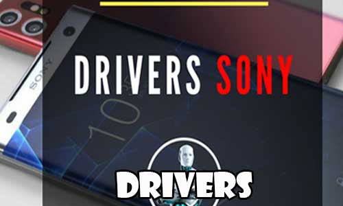 descargar drivers de sony