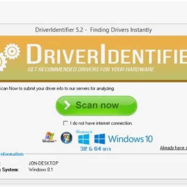 Descarga de DriverIdentifier v5.2