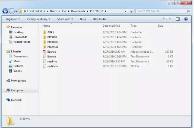 paso 2 para descargar y actualizar drivers window 7