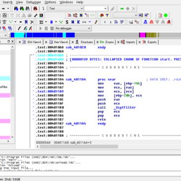 Cómo revertir el software de ingeniería (Windows) de la manera correcta