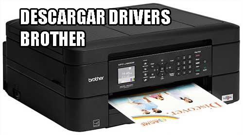 descargar drivers brother